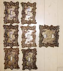 Decorative Light Switch Plates