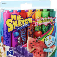 amazon mr sketch washable scented markers 14 count u2013 only 4 96