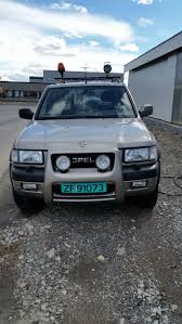opel frontera opel frontera varebil 4x4 for sale retrade offers used machines