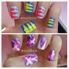 cute michelangelo an leonardo nails nails pinterest pretty