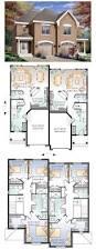 best 25 duplex floor plans ideas on pinterest house 3 story row