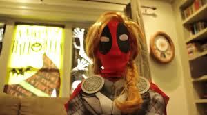 kid deadpool vs batman in real life halloween costumes new little
