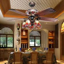 formal dining room ceiling fans fan over table fancy with lights