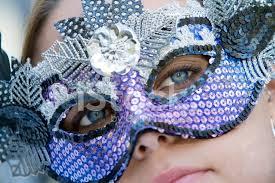 beautiful mardi gras masks beautiful blue eyed woman in mardi gras mask stock photos
