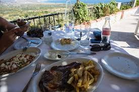 griechische küche typisch griechische küche picture of panorama tavern samos