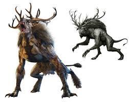 wild hunt witcher 3 werewolf witcher 3 wild hunt new monster by scratcherpen on deviantart