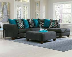 Black Fabric Sectional Sofas Sofa Black And Grey Sectional Black And White Sectional Black