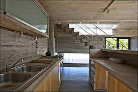 cuisine bois beton cuisine bois cuisine bois et beton