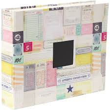 binder photo album american crafts tags d ring binder album 12 x 12 inches hobbycraft