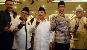 profil jokowi dan jk jelang debat jokowi jk dilatih tim debat dan ahli pemilu 2014
