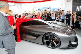 nissan supercar concept nissan gran turismo concept jumps from virtual to reality autocar