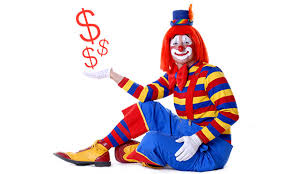clown rentals for birthday children s party entertainers how much should that princess or