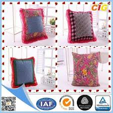 outdoor cushion covers sofa seat cushion cover with polyster and