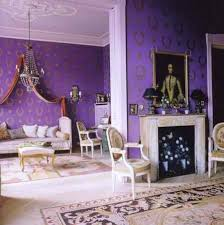 20 purple living rooms decoholic