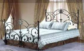 Bed Frames On Ebay Cast Iron Bed Frame Wrought Iron Bed Frames King Size Antique Cast