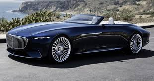 maybach mercedes jeep mercedes benz debuts concept with u002730s flair