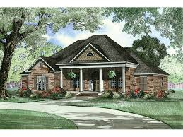 ranch home plans with front porch 18 best side load garage images on house plans