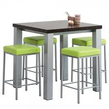 taboret de cuisine d licieux table et tabouret de bar cuisine quadra en stratifie