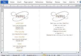 menu template for mac best ideas of free menu templates for mac with additional free