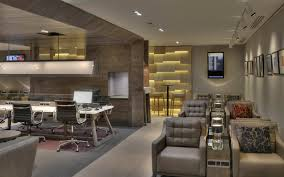 Lounge Design by Ba Executive Lounge Designed By Graven Featuring Morgans Hampton