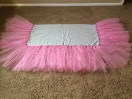 Tulle Decorations The 25 Best Tutu Crib Skirt Ideas On Pinterest Tulle