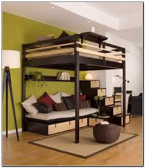 full size loft bed with desk ikea really wonderful creative designs full size loft bed with desk wood