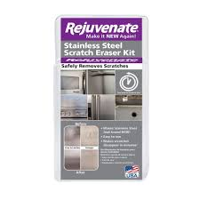 rejuvenate stainless steel scratch eraser kit rjssrkit the home
