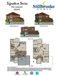 stillbrooke homes stillbrooke homes floorplans pinterest home