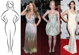 tips for picking up prom dresses for hourglass body shape girls