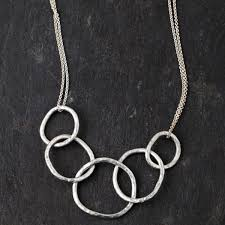 link necklace silver images Chain link necklace mckinsey bamber jewelry jpg
