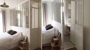 verriere chambre idée décoration salle de bain création d une verrière intérieure