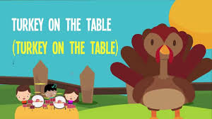 happy thanksgiving in espanol thanksgiving dinner song lyrics video for kids thanksgiving
