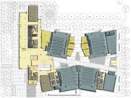 Phoenix Convention Center Floor Plan Gallery Of Health Sciences Education Building Co Architects 11