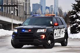 Ford Explorer Upgrades - 2016 ford explorer police interceptor utility might be the perfect