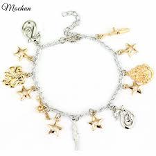custom charm mqchun jewelry bracelet wholesale golden snitch slytherin
