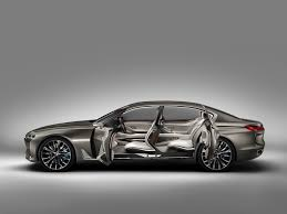 future bmw 7 series bmw previews the upcoming 7 series with vision future luxury