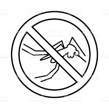 no mosquito sign icon stock vector art 657855066 istock