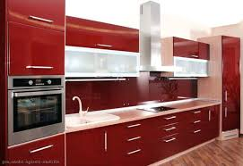 red kitchen cabinets for sale red kitchen cabinets as well as modern red kitchen red kitchen
