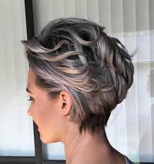 short wavy pixie hair 15 gorgeous short hairstyles that will make you cut your hair