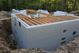 Subfloor Basement Our New England Energy Star Icf Home Build Installing The Floor