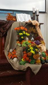 thanksgiving altar decorations thanksgiving churches and altars