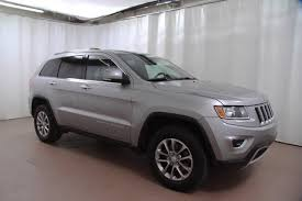 jeep grand cherokee limited 2014 used 2014 jeep grand cherokee limited for sale red noland preowned
