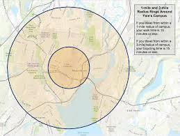 Walking Map App Walking In New Haven To Yale Edu