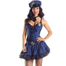 Policeman Halloween Costume Women U0027s Police Corset Halloween Costume Nwt Costume Technically
