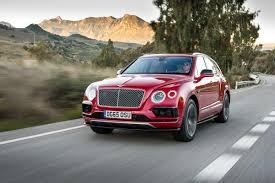 bentley chinese bentley bentayga speed performance models on the way auto express