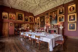 castle dining room groups thirlestane castle