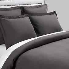 charcoal bedding camerson bedding charcoal leather porter bedroom inspiration