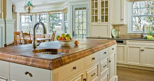 Kitchen Island Chopping Block Cool Rectangle Grey Granite Countertop White Painted Kitchen