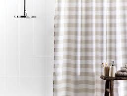 stripes shower curtain bed bath n u0027 table