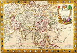 Old World Maps by Old Maps Of The World